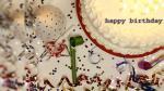 Hình ảnh bánh kem chúc mừng sinh nhật độc đáo không nên bỏ qua số 14
