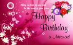 15 hình ảnh happy birthday chúc mừng sinh nhật ý nghĩa số 7