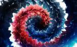 Hình nền nghệ thuật màu sắc 3d