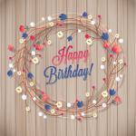 Bộ ảnh Happy Birthday chúc mừng sinh nhật không thể bỏ qua số 11