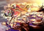 Bộ ảnh anime giáng sinh full hd cho máy tính số 9