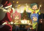 Bộ ảnh anime giáng sinh full hd cho máy tính số 20