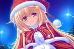 20 hình nền anime giáng sinh đẹp lung linh