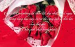 Gửi đến em những lời chúc tốt đẹp nhất, ngọt ngào như những bông hoa này, vì em đã cùng anh đi đến tận cùng thế giới. Chúc sinh nhật hạnh phúc.