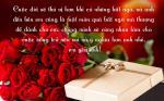 Cuộc đời sẽ thú vị hơn khi có những bất ngờ, và anh đến bên em cũng là một món quà bất ngờ mà thượng đế dành cho em, chúng mình sẽ cùng nhau làm cho cuộc sống trở nên vui và ý nghĩa hơn anh nhé, em yêu anh!