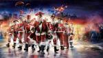 Bộ hình nền vui về ông già Noel 1