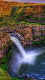Hình nền thác nước 7