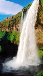 Hình nền thác nước 9