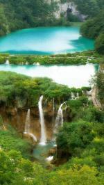 Hình nền thác nước8