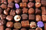 Hình nền ngọt ngào của các loại socola 2