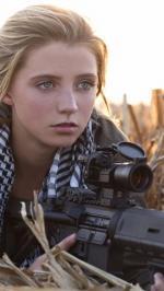 Hình nền nữ quân nhân xinh đẹp 2