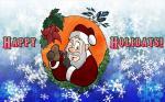 20 thiệp mừng chào đón giáng sinh 11