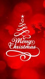 Bộ hình nền merry christmas cho iphone 6 đẹp lung linh