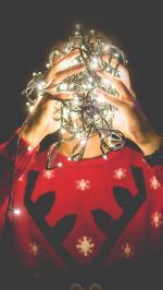 Bộ hình nền merry christmas cho iphone 6 đẹp lung linh số 4
