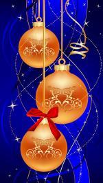 Bộ hình nền merry christmas cho iphone 6 đẹp lung linh số 15