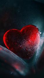 Hình nền trái tim 4