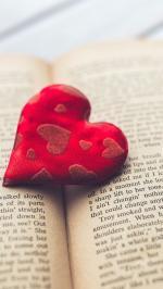 Hình nền trái tim 1