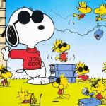 Hình nền Charlie Brown & snoopy 11