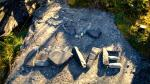Chia sẻ 20 hình nền tình yêu chữ Love full hd cho máy tính số 12