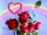 Bộ ảnh valentine 14 2 với những bó hồng kèm hộp quà cực chất số 3