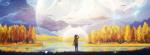 Ảnh bìa facebook anime 15