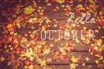 Bộ ảnh bìa facebook chào tháng 10 đẹp và ý nghĩa
