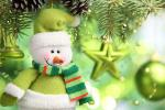 Tuyển tập bộ hình nền người tuyết giáng sinh dễ thương nhất