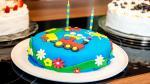 Mẫu bánh kem sinh nhật tặng các bé vừa độc đáo lại dễ thương - 4