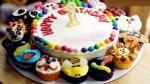 Mẫu bánh sinh nhật mừng thôi nôi ngon đẹp - 8