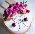 Mẫu bánh sinh nhật 3D độc đáo và sáng tạo - 12