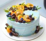 Mẫu bánh sinh nhật 3D độc đáo và sáng tạo - 3