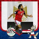 Cover avatar cầu thủ Salah tuyển Ai Cập