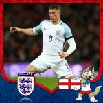Cover avatar cầu thủ Ross Barkley tuyển Anh