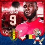 Cover avatar cầu thủ Lukaku tuyển Bỉ