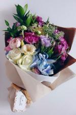 Bó hoa sinh nhật mang vẻ đẹp lung linh - 10