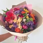 Bó hoa sinh nhật mang vẻ đẹp lung linh - 13