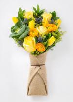 Bó hoa sinh nhật mang vẻ đẹp lung linh - 14