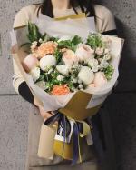 Bó hoa sinh nhật mang vẻ đẹp lung linh - 20