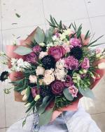 Bó hoa sinh nhật mang vẻ đẹp lung linh - 21