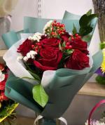 Bó hoa sinh nhật mang vẻ đẹp lung linh - 17