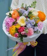 Bó hoa sinh nhật mang vẻ đẹp lung linh - 2