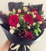 Bó hoa sinh nhật mang vẻ đẹp lung linh - 7