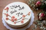 Top 15 mẫu bánh sinh nhật họa tiết hoa đẹp mắt gửi đến mẹ yêu - 11