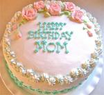 Top 15 mẫu bánh sinh nhật họa tiết hoa đẹp mắt gửi đến mẹ yêu - 15