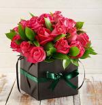 Mẫu cắm hộp hoa sinh nhật đẹp mê mẩn cho bạn tham khảo - 10