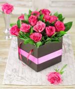 Mẫu cắm hộp hoa sinh nhật đẹp mê mẩn cho bạn tham khảo - 3