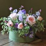 Mẫu cắm hộp hoa sinh nhật đẹp mê mẩn cho bạn tham khảo - 8