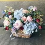 Lẵng hoa tươi chúc mừng sinh nhật không thể ngọt ngào hơn - 15