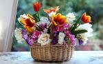 Lẵng hoa tươi chúc mừng sinh nhật không thể ngọt ngào hơn - 8