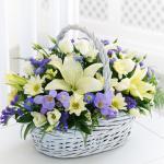 Lẵng hoa tươi chúc mừng sinh nhật không thể ngọt ngào hơn - 21